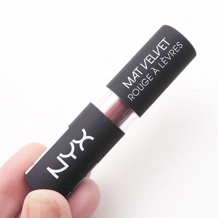 Simply Lippy Challenge Day 224 Nyx Velvet Matte Lipstick